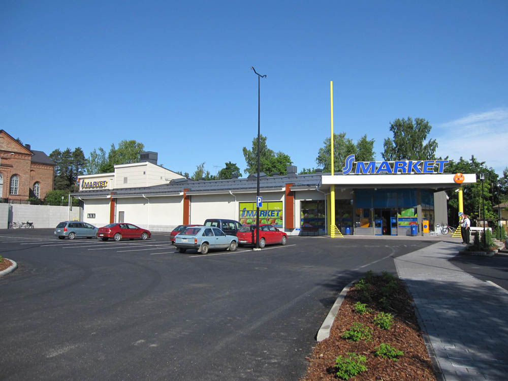 K-Supermarket Pälkäne
